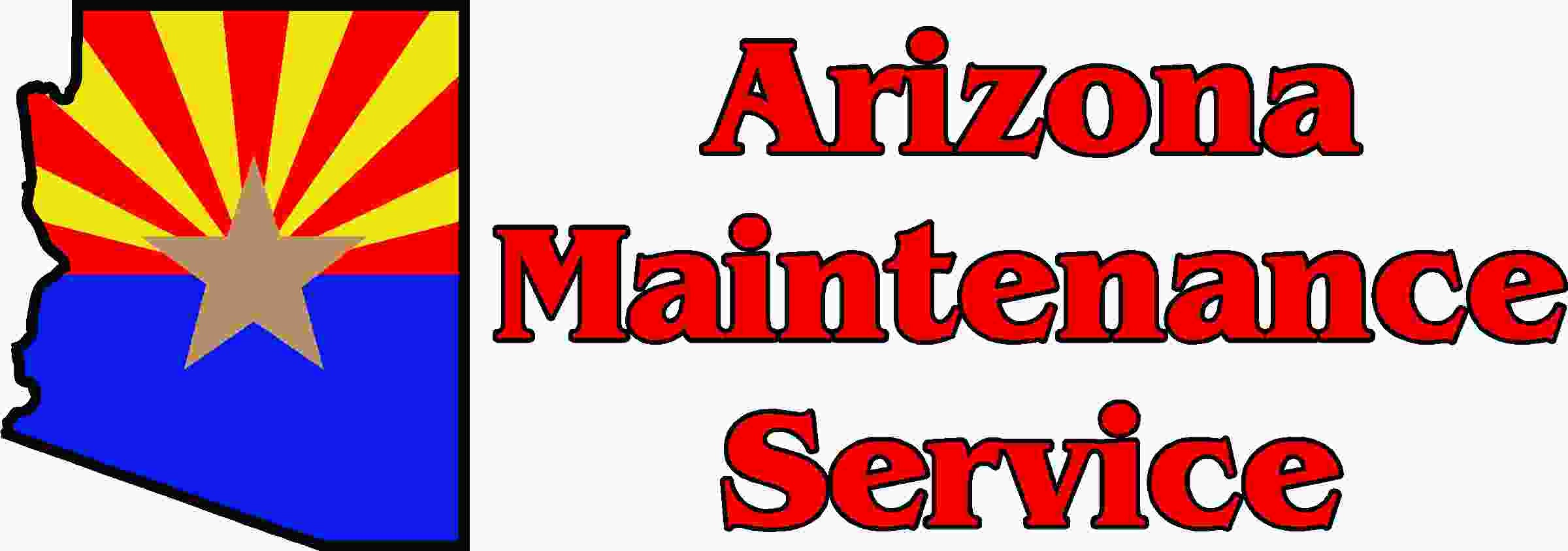 Arizona Maintenance Service, LLC Logo