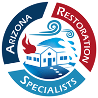 Arizona Restoration Specialists Logo