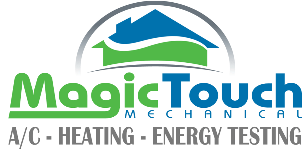 Magic Touch Mechanical Logo