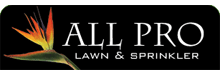 AAA All Pro Lawn and Sprinkler Logo
