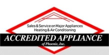 Accredited Appliance of Phoenix, Inc. Logo