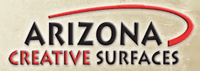 Arizona Creative Surfaces, LLC Logo