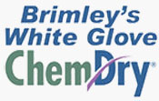 Brimley's White Glove Chem-Dry Logo