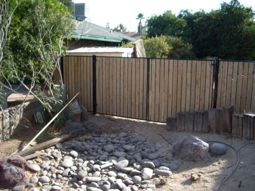Custom Fence Gates