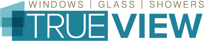 True View Windows and Glass Logo