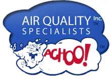 Air Quality Specialists Logo
