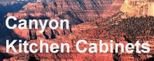 Canyon Kitchen Cabinets Logo
