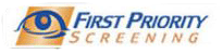 First Priority Screening Logo