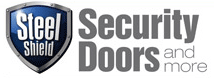 Steel Shield Security Doors & More Logo